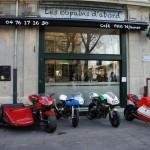 Belle brochette, non ? Hyperside, Sport Classic prépa Lionel, NCR Millona One Shot Factory, Desmosedici...