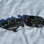 MT1100S Pinces de frein AV
