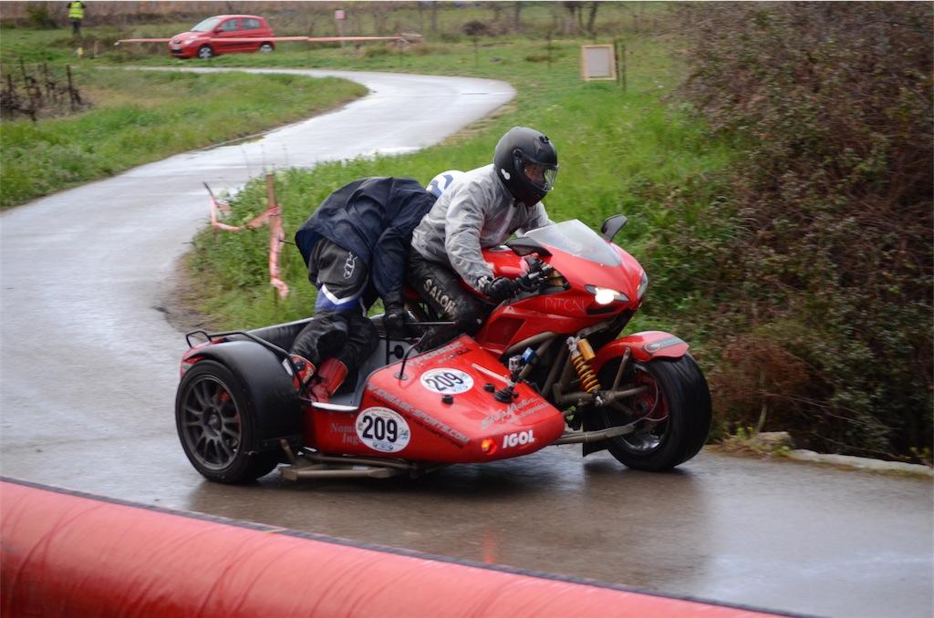 Rallye des Garrigues 2014…