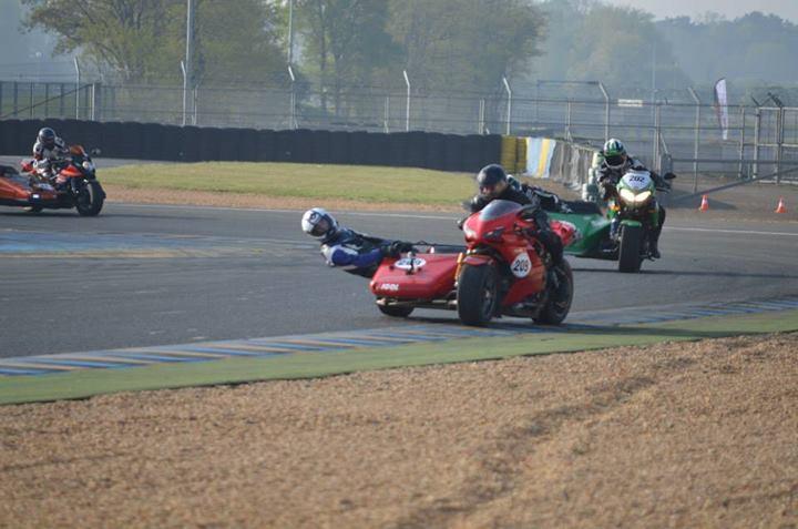 Vidéo Sarthe – ES1 sur le circuit Bugatti