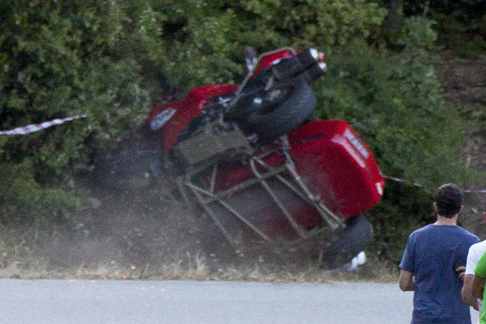 Rallye de Corse 2014…
