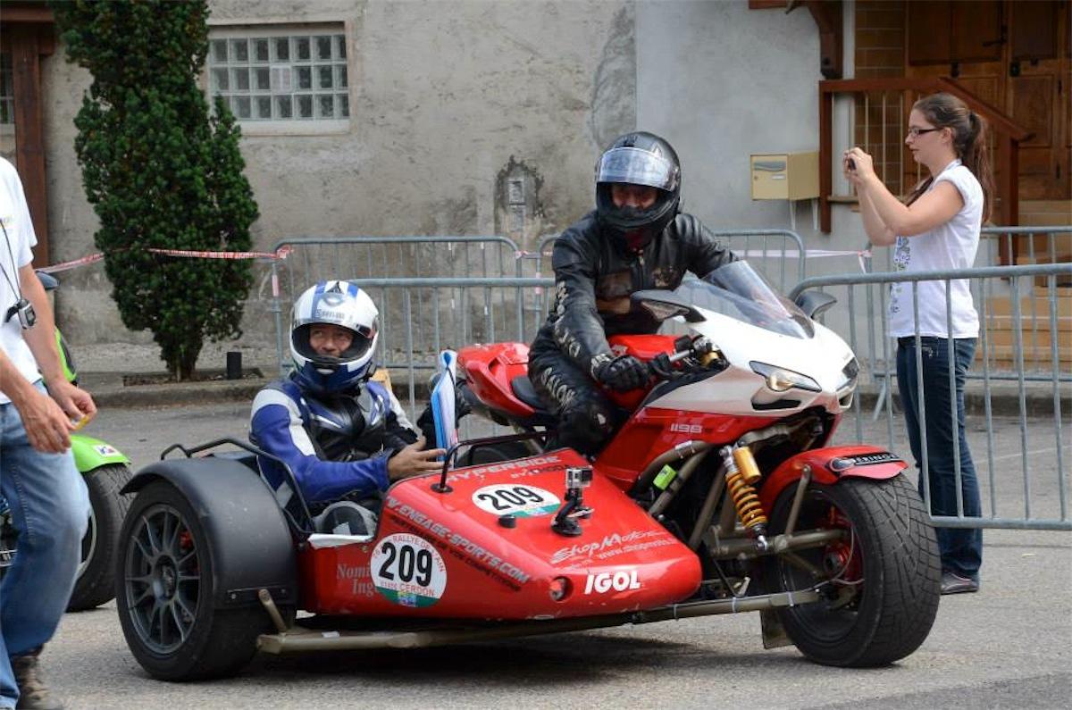 Rallye de l'Ain 2014…