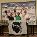 Alphones le corse, Kevin le farenque, Jean Pierre le marseillais. Décidément, la 125cc va bien au sud.